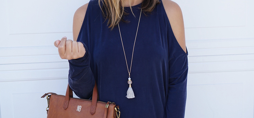 The Conni Tassel Necklace